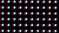 LG C7 OLED Pixels Picture