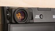 Fujifilm X100V EVF Menu Picture