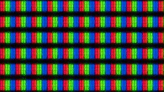 Dell S3220DGF Pixels