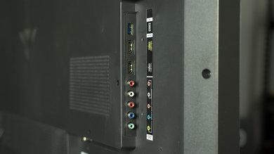 Vizio P Series Side Inputs Picture