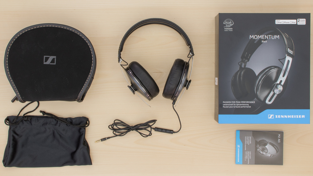 Sennheiser Momentum 2.0/HD1 Over-Ear In the box Picture