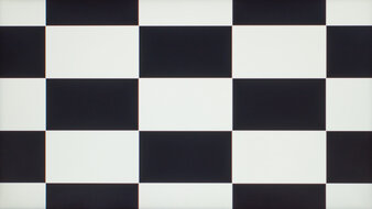 Lenovo ThinkVision M14 Checkerboard Picture