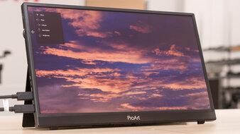 ASUS ProArt PA148CTV Design Picture