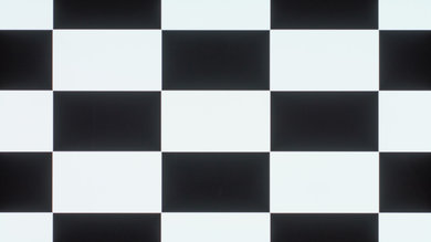 LG B7/B7A OLED Checkerboard Picture