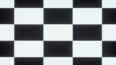 LG B7A Checkerboard Picture