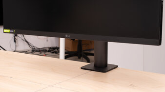 LG 27GN880-B Stand Picture