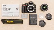 Nikon D5600 In The Box Picture