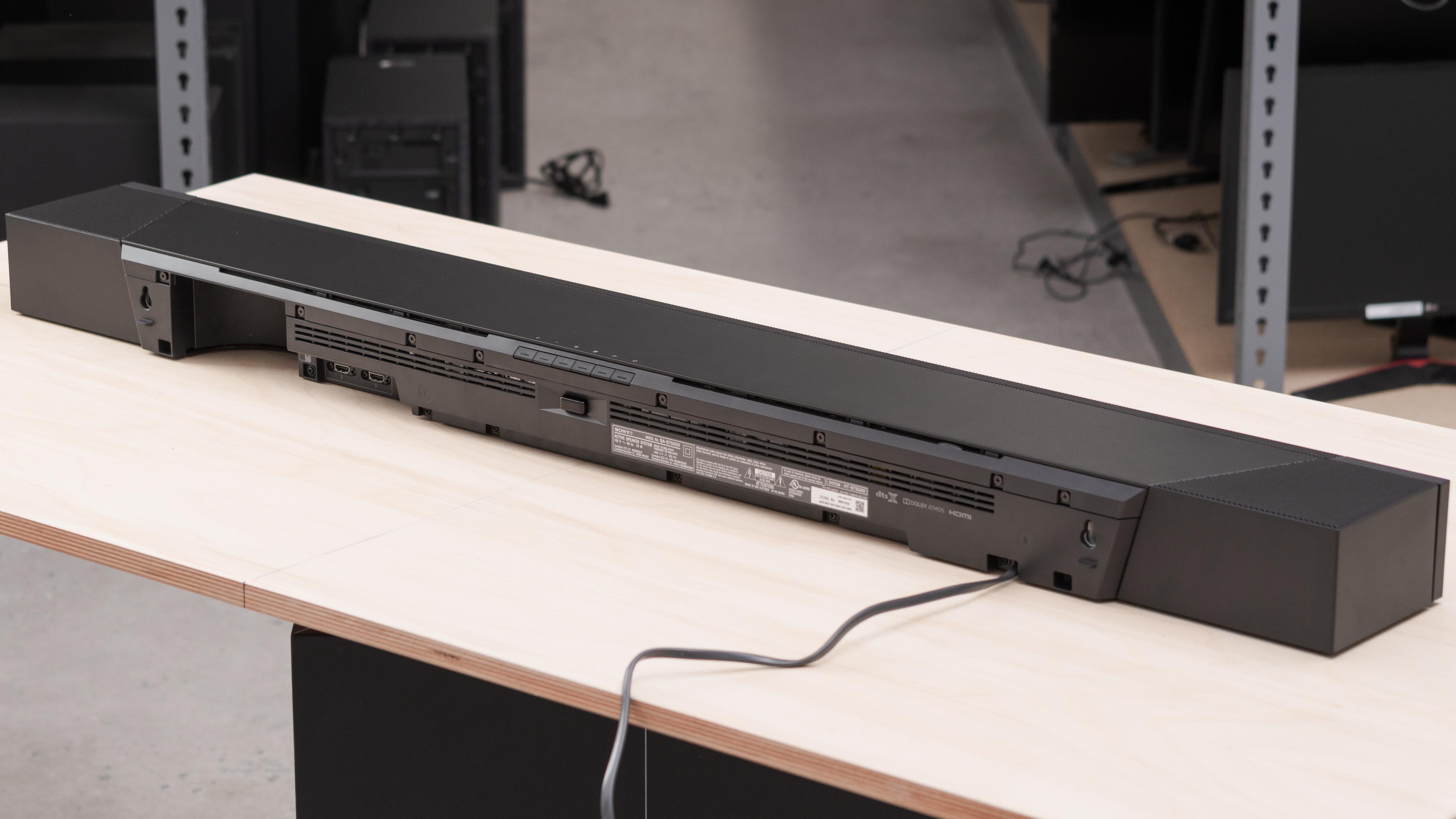 Análisis Barra de Sonido Sony HT-ST5000