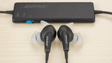 Bose QuietComfort 20 Build Quality Picture