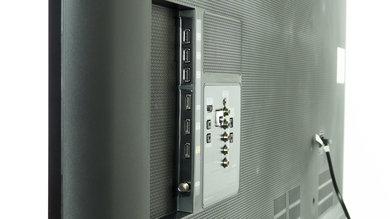Samsung H6350 Side Inputs