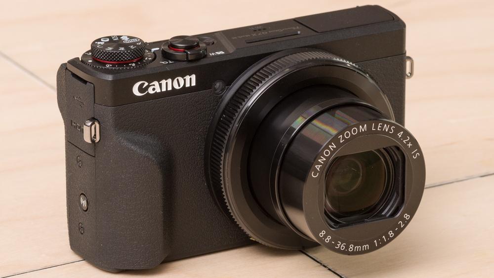 Canon PowerShot G7 X Mark III Picture