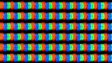 Sony X800E Pixels Picture