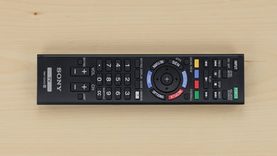 Sony W630B Remote Picture