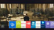 Samsung JS7000 Smart TV Picture