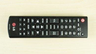 LG LF5600 Remote Picture