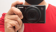 Canon PowerShot SX740 Hand Grip Picture