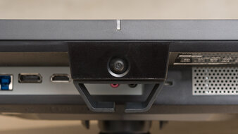 Gigabyte AORUS FI27Q-X Controls Picture