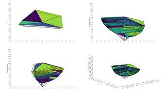 AOC 24G2 Adobe RGB Color Volume ITP Picture