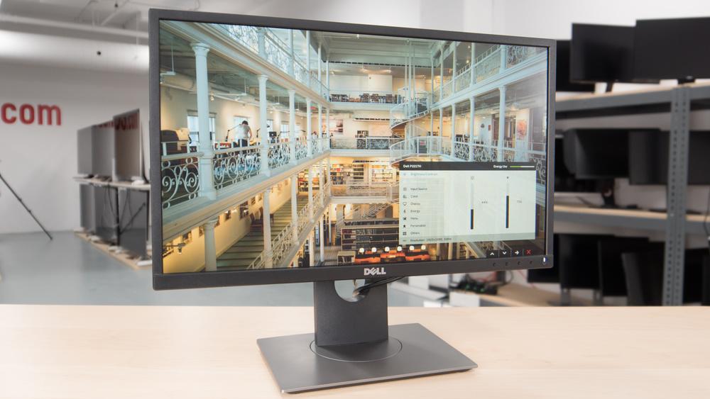Dell P2217H Design Picture