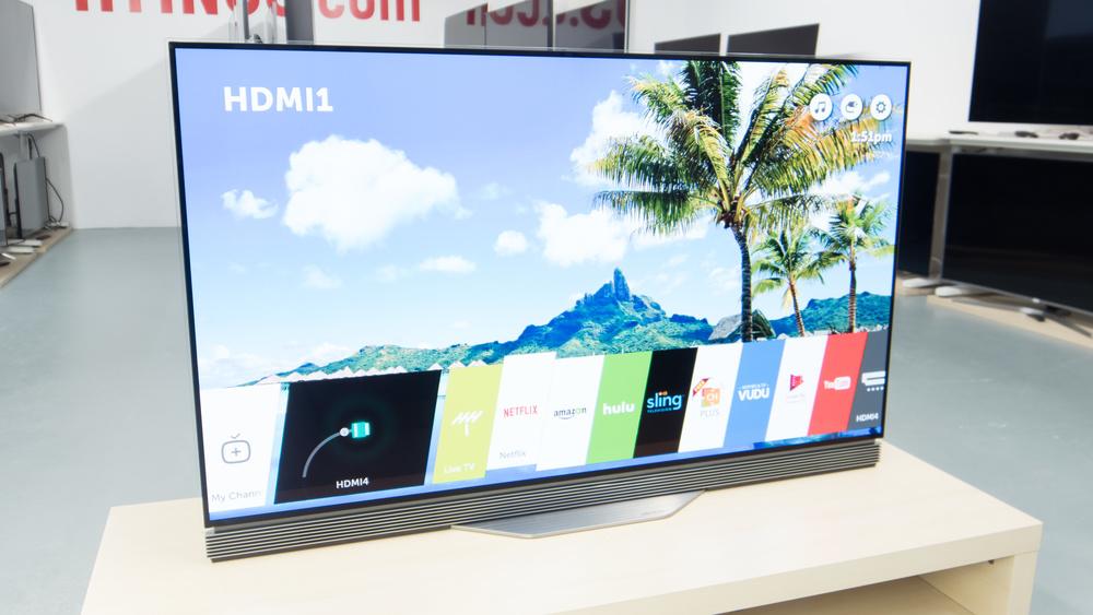 LG E7 OLED Picture