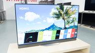 LG E7 OLED Design Picture