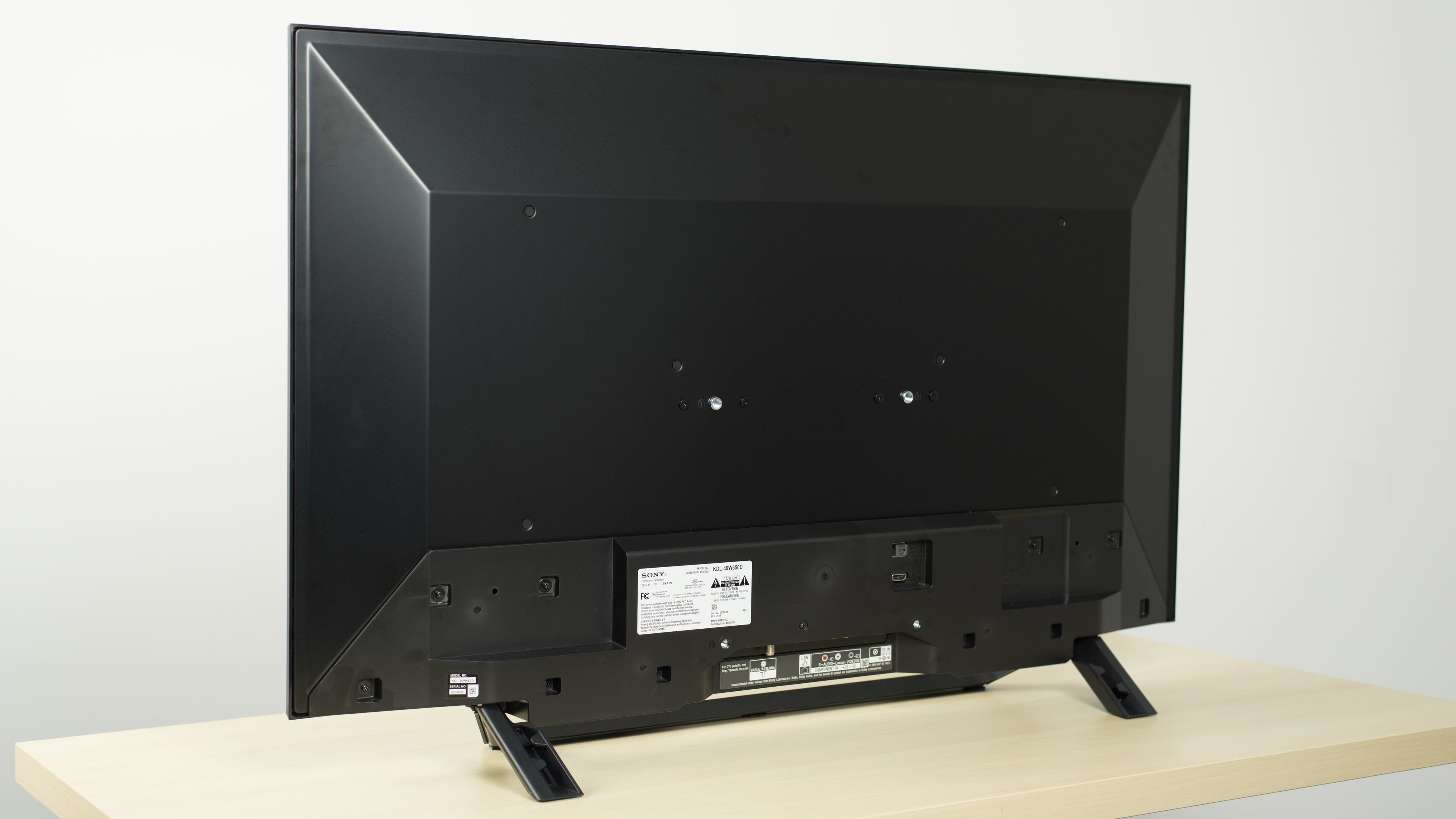 Sony W650d Review Kdl40w650d Kdl48w650d Kdl55w650d Rtings Com