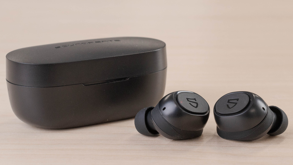 SoundPeats TrueFree 2 Wireless Picture