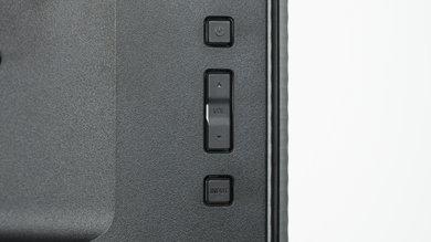Vizio E Series 1080p 2016 Controls Picture