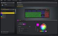 Corsair K68 RGB Software Picture