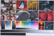 HP Color LaserJet Enterprise M554dn Side By Side Print/Photo
