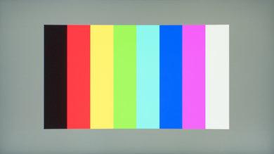 MSI Optix MPG27CQ Color bleed vertical
