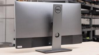 Dell UltraSharp U2720Q Back Picture