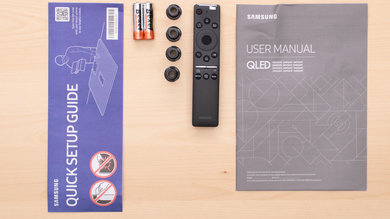 Samsung Q60/Q60R QLED In The Box Picture