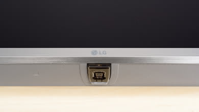 LG UK7700 Controls Picture