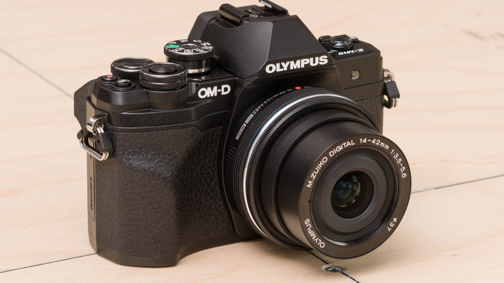 Olympus OM-D E-M10 Mark IV Picture