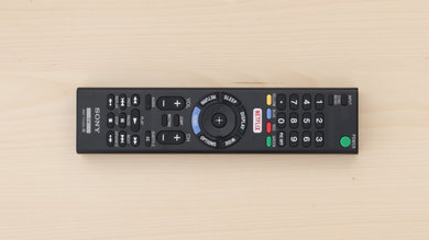 Sony W650D Remote Picture