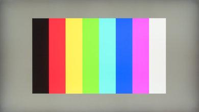 Philips Momentum 436M6VBPAB Color bleed vertical