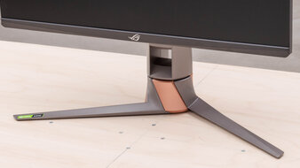 ASUS ROG Swift 360Hz PG259QN Stand Picture