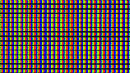 Sony X700D Pixels Picture