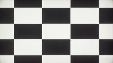 Hisense H8F Checkerboard Picture