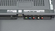 LG UH5500 Rear Inputs Picture