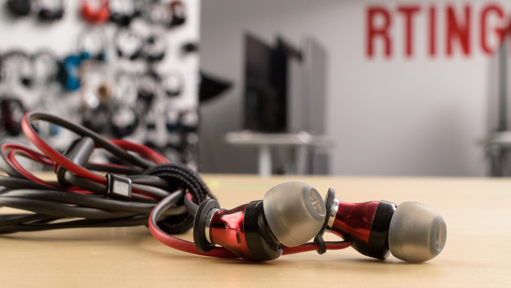 Sennheiser Momentum In-Ear Design Picture