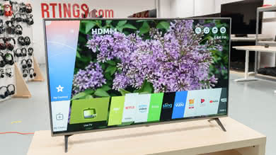 Samsung NU8000 vs LG UK7700 Side-by-Side Comparison - RTINGS com