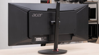 Acer Nitro XV340CK Pbmiipphzx Back Picture