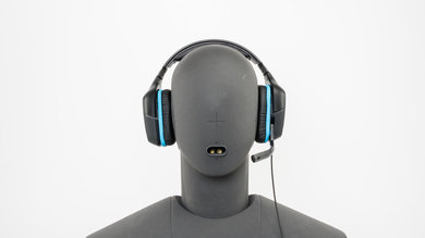 Logitech G432 Gaming Headset Front Picture