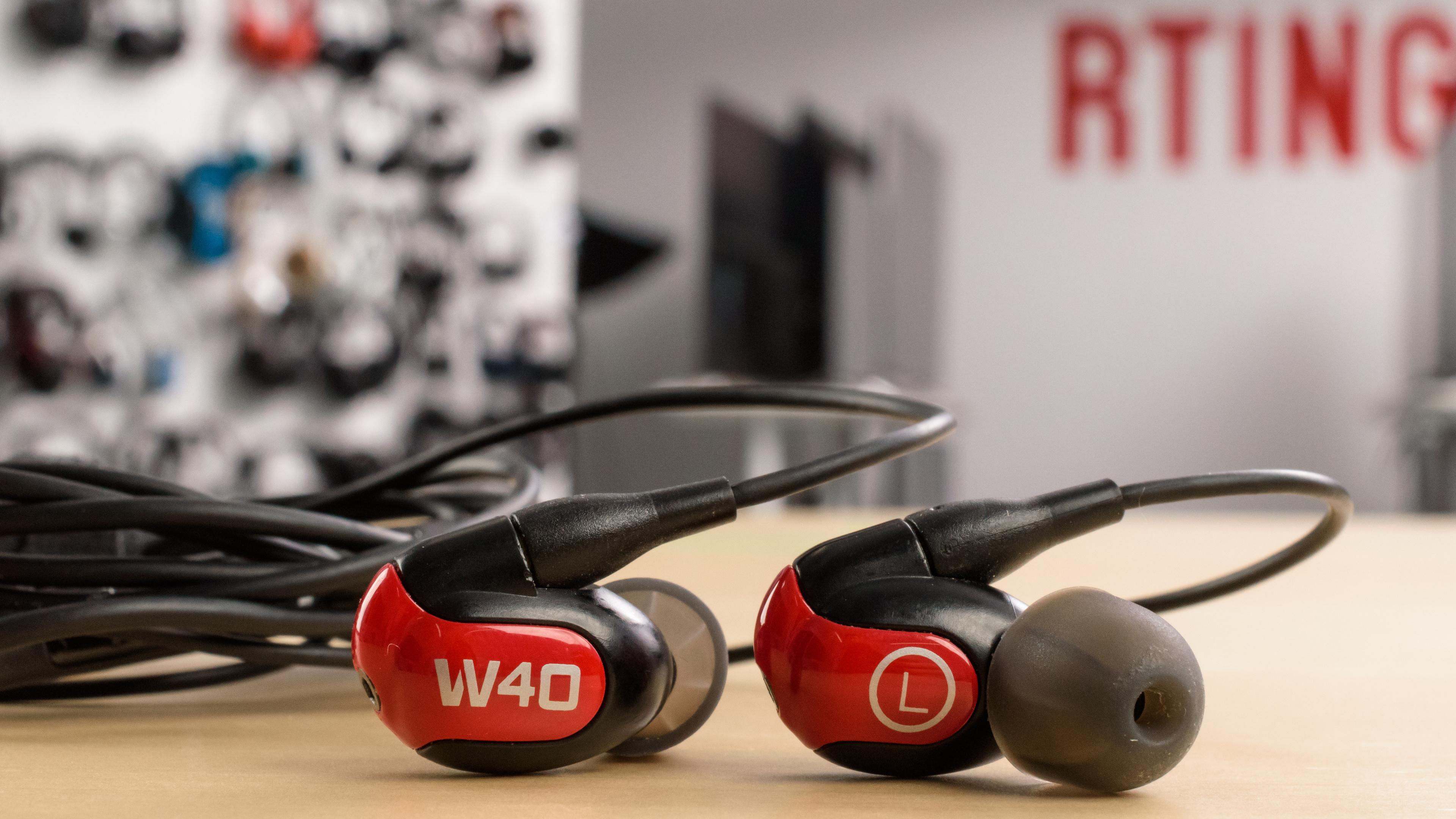 Most comfortable earphones - quad driver earphones