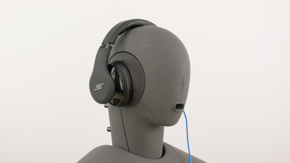 SMS Audio STREET by 50 Active Noise Cancelling Design Picture