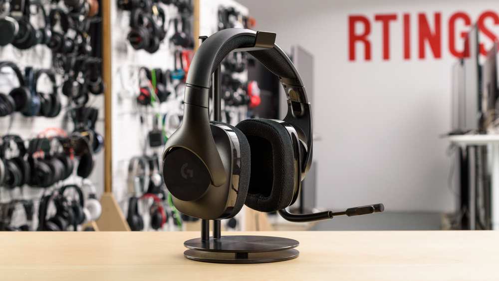 Logitech G533 Wireless Gaming Headset Picture