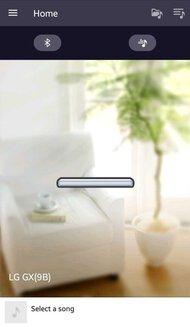 LG GX Soundbar App image