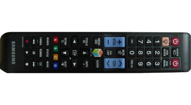 Samsung F5500 LED Remote